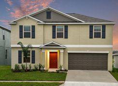 Raleigh - Copperspring - The Estates: New Port Richey, Florida - Lennar