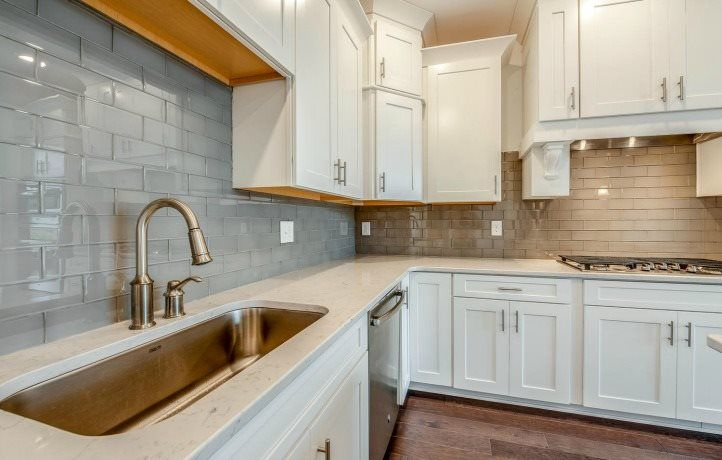 Kitchen featured in the Cypress By Lennar in Mercer County, NJ