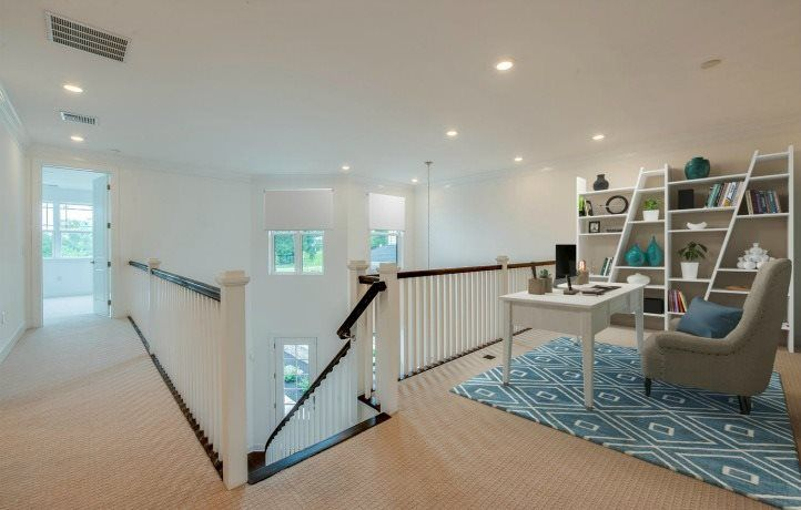 Living Area featured in the Cypress By Lennar in Mercer County, NJ