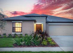 Hartford - Copperspring - The Estates: New Port Richey, Florida - Lennar
