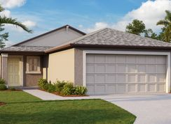 Albany - Shell Cove - The Manors: Ruskin, Florida - Lennar