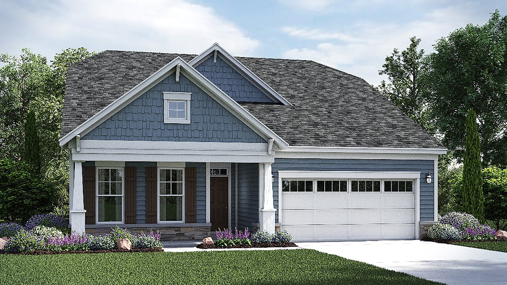 Exterior featured in the Camden Basement By Lennar in Washington, VA