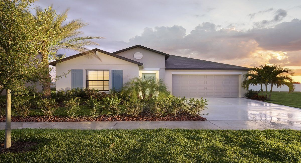 Exterior featured in the Hartford By Lennar in Tampa-St. Petersburg, FL