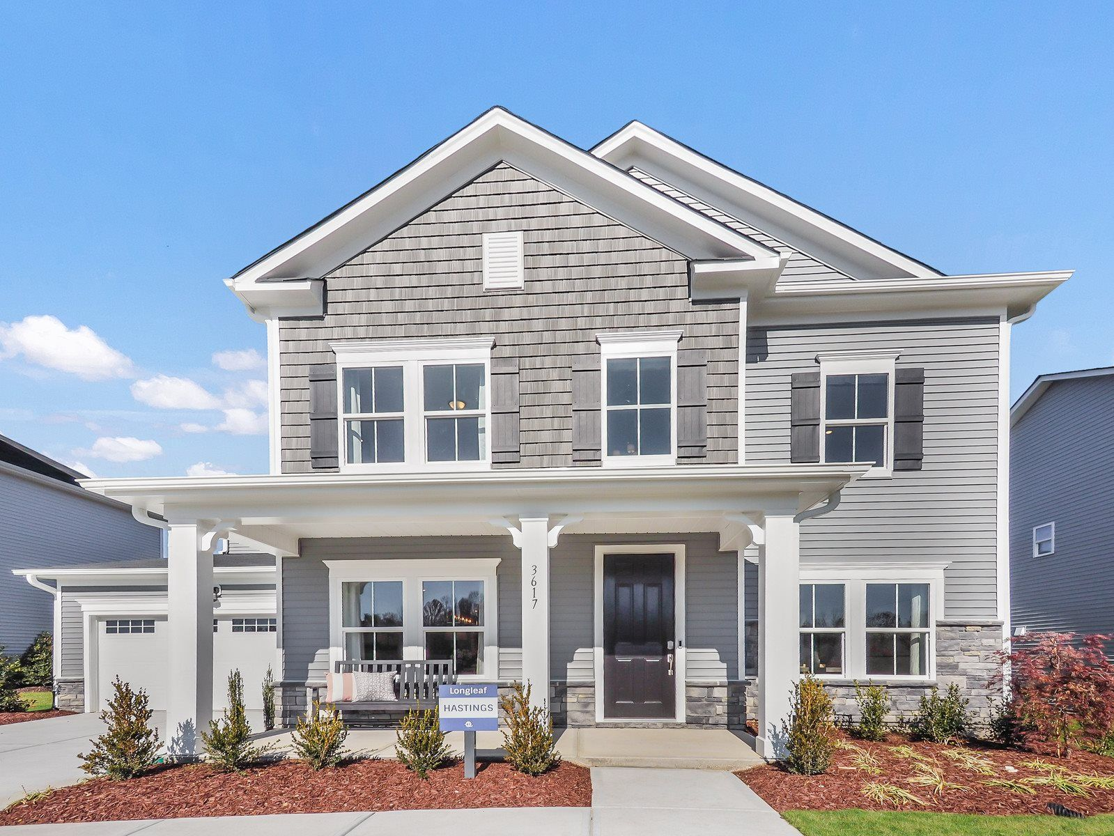 Exterior featured in the Hastings III By Lennar in Raleigh-Durham-Chapel Hill, NC