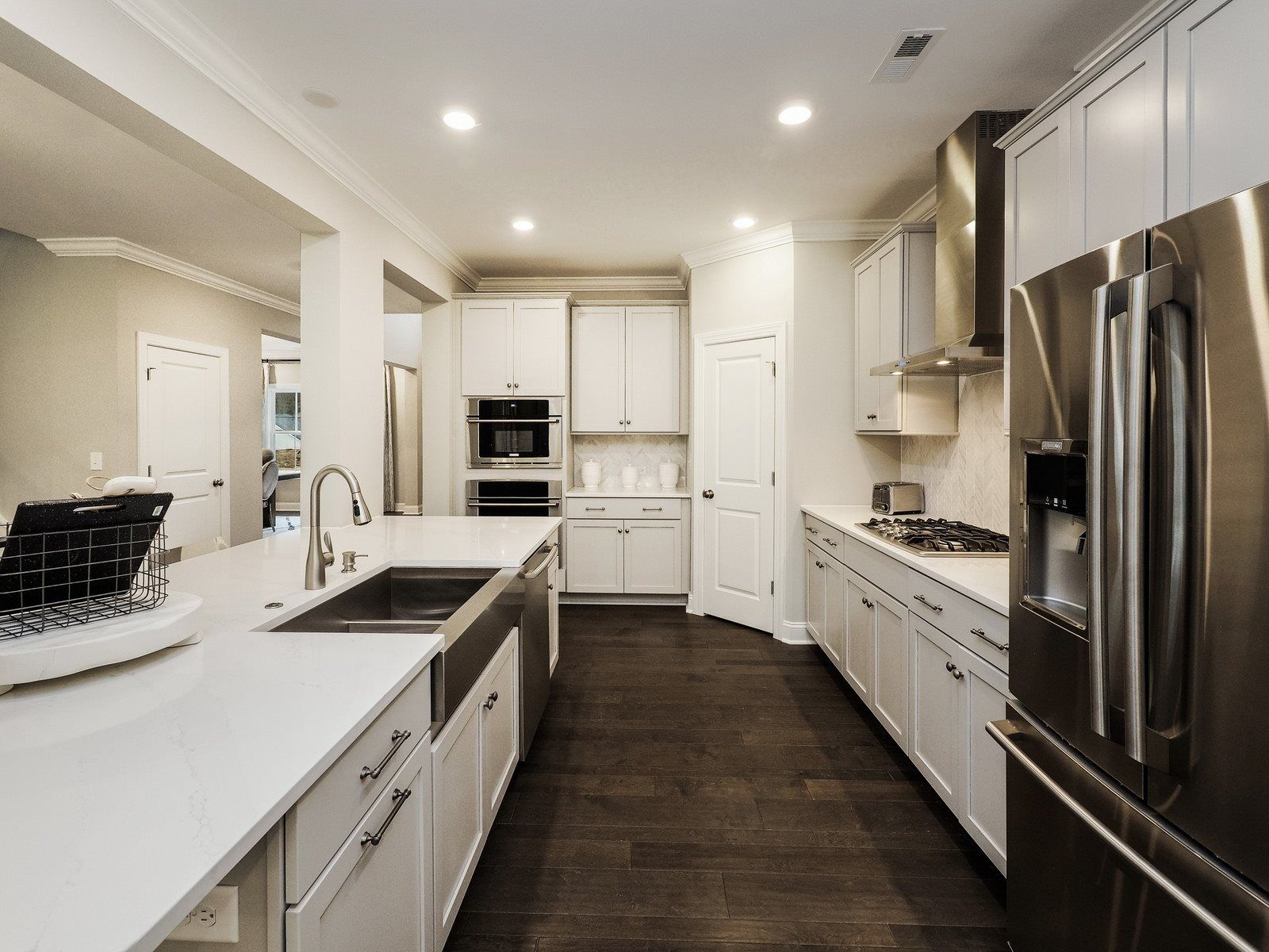 Kitchen featured in the Hastings III By Lennar in Raleigh-Durham-Chapel Hill, NC