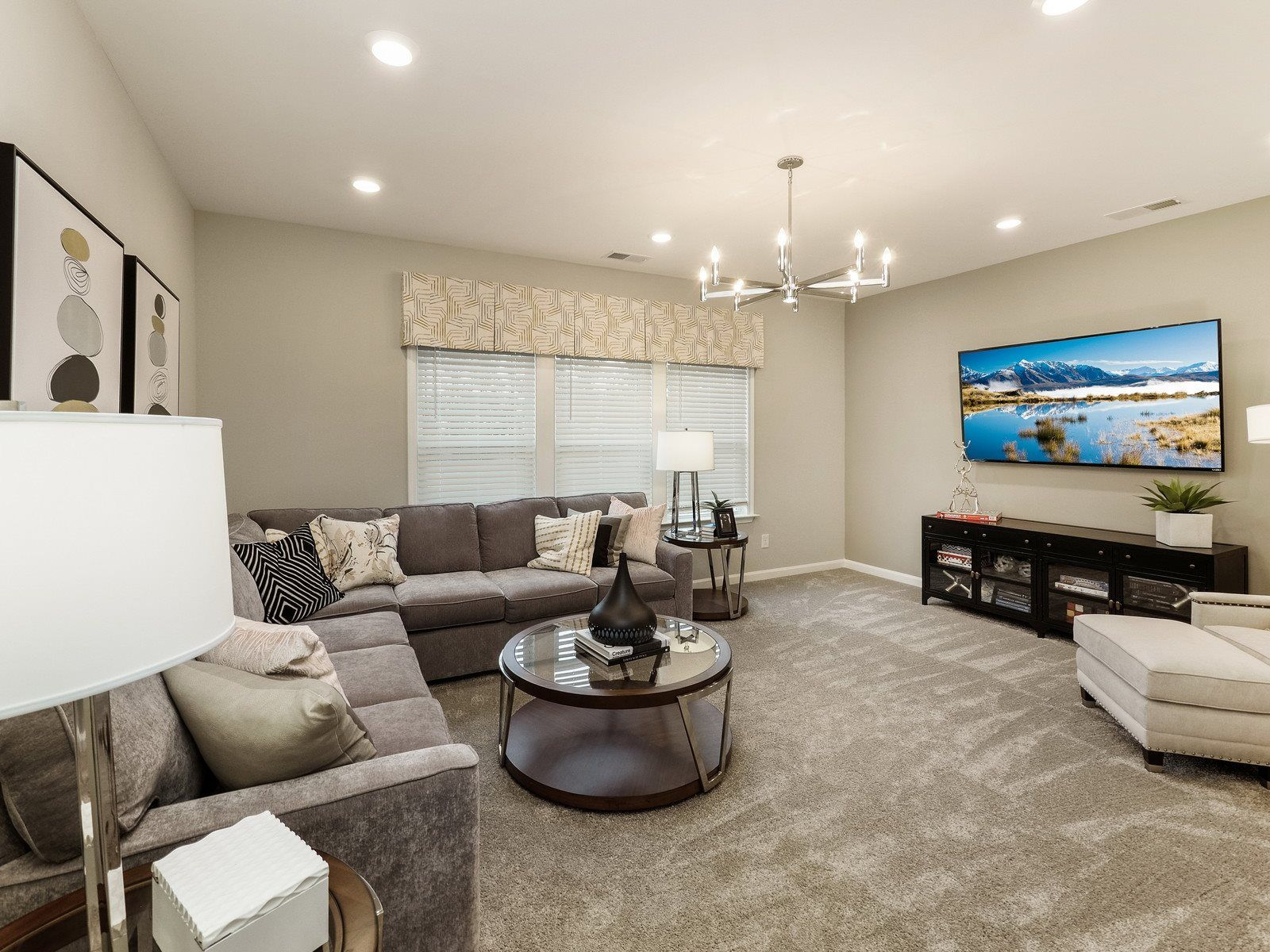 Living Area featured in the Hastings III By Lennar in Raleigh-Durham-Chapel Hill, NC