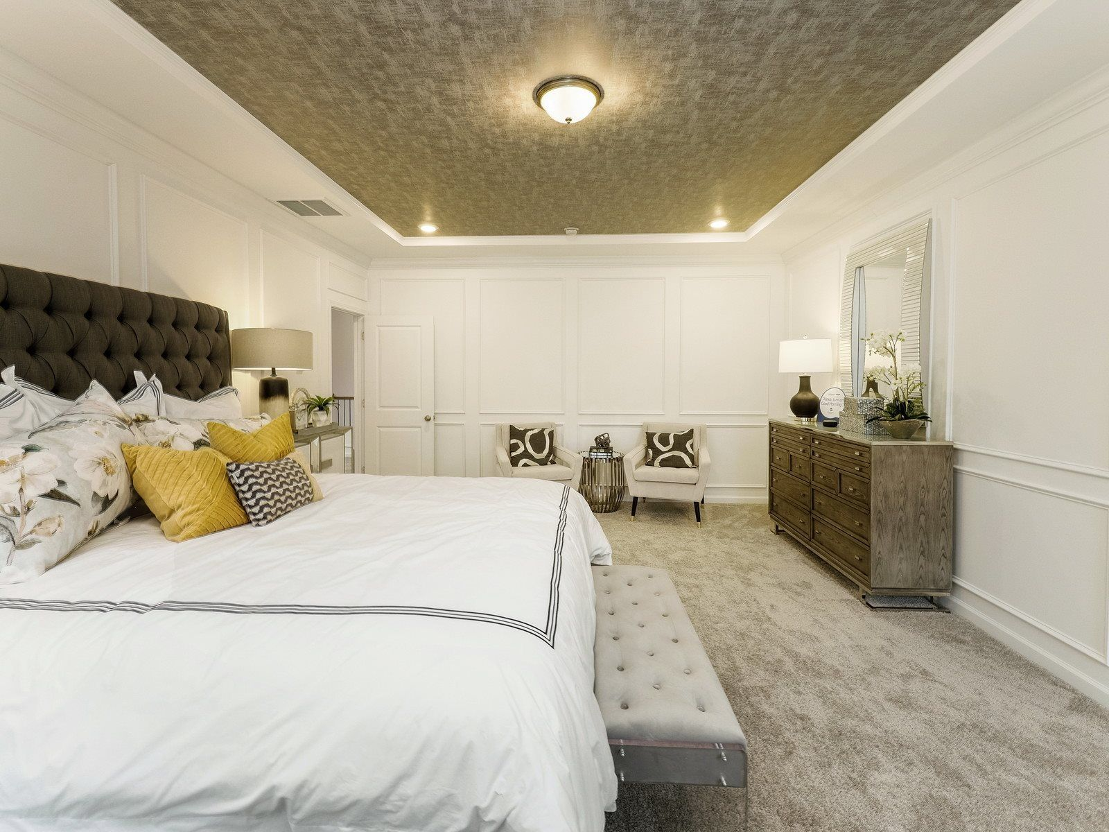 Bedroom featured in the Hastings III By Lennar in Raleigh-Durham-Chapel Hill, NC