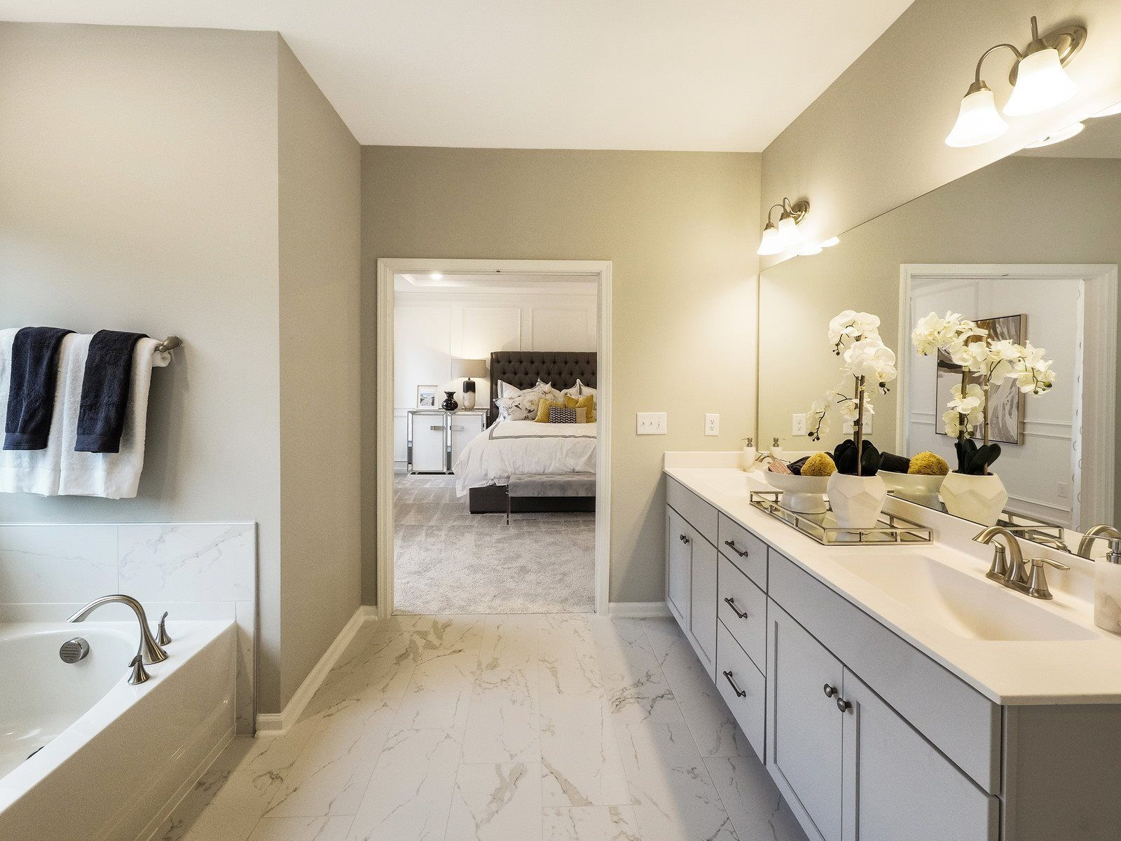 Bathroom featured in the Hastings III By Lennar in Raleigh-Durham-Chapel Hill, NC