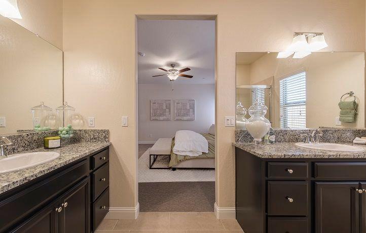Bathroom featured in the Duke By Lennar in Merced, CA
