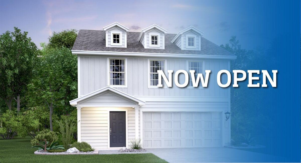 'Braun Landing - Cottage Collection' by Lennar - San Antonio Homebuilding in San Antonio