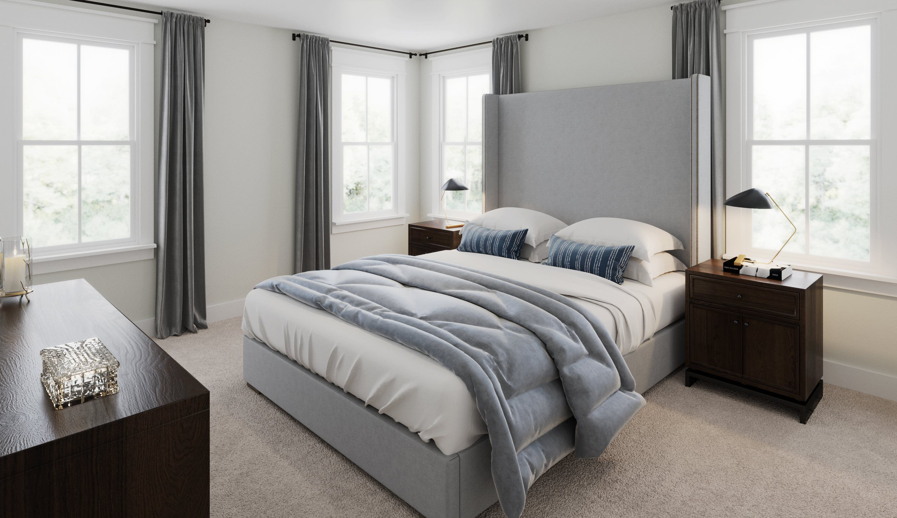 Bedroom featured in the ANSON By Lennar in Charleston, SC