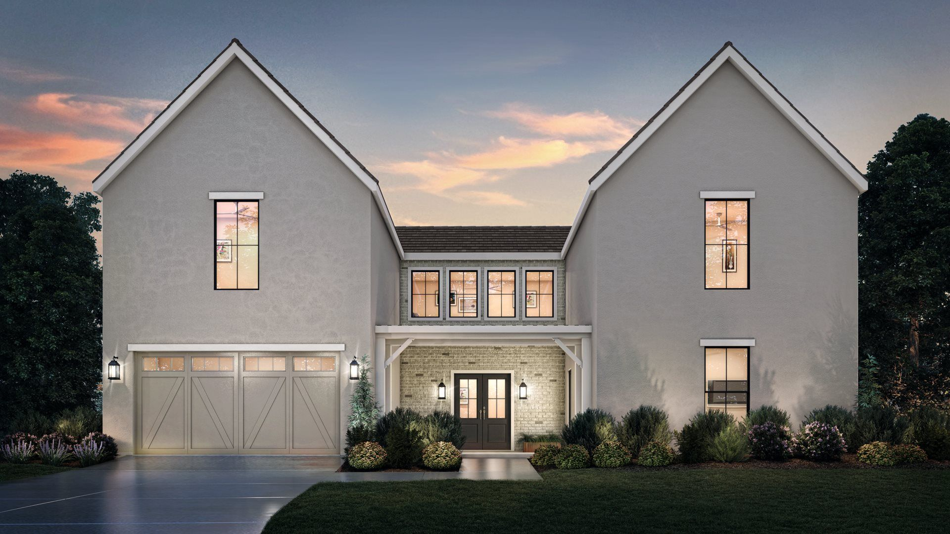 Exterior featured in the Sentinel By Lennar in Fresno, CA
