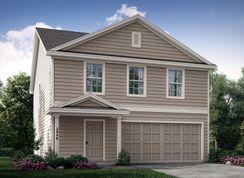 Hillside - Bridgewater Cottage: Princeton, Texas - Lennar