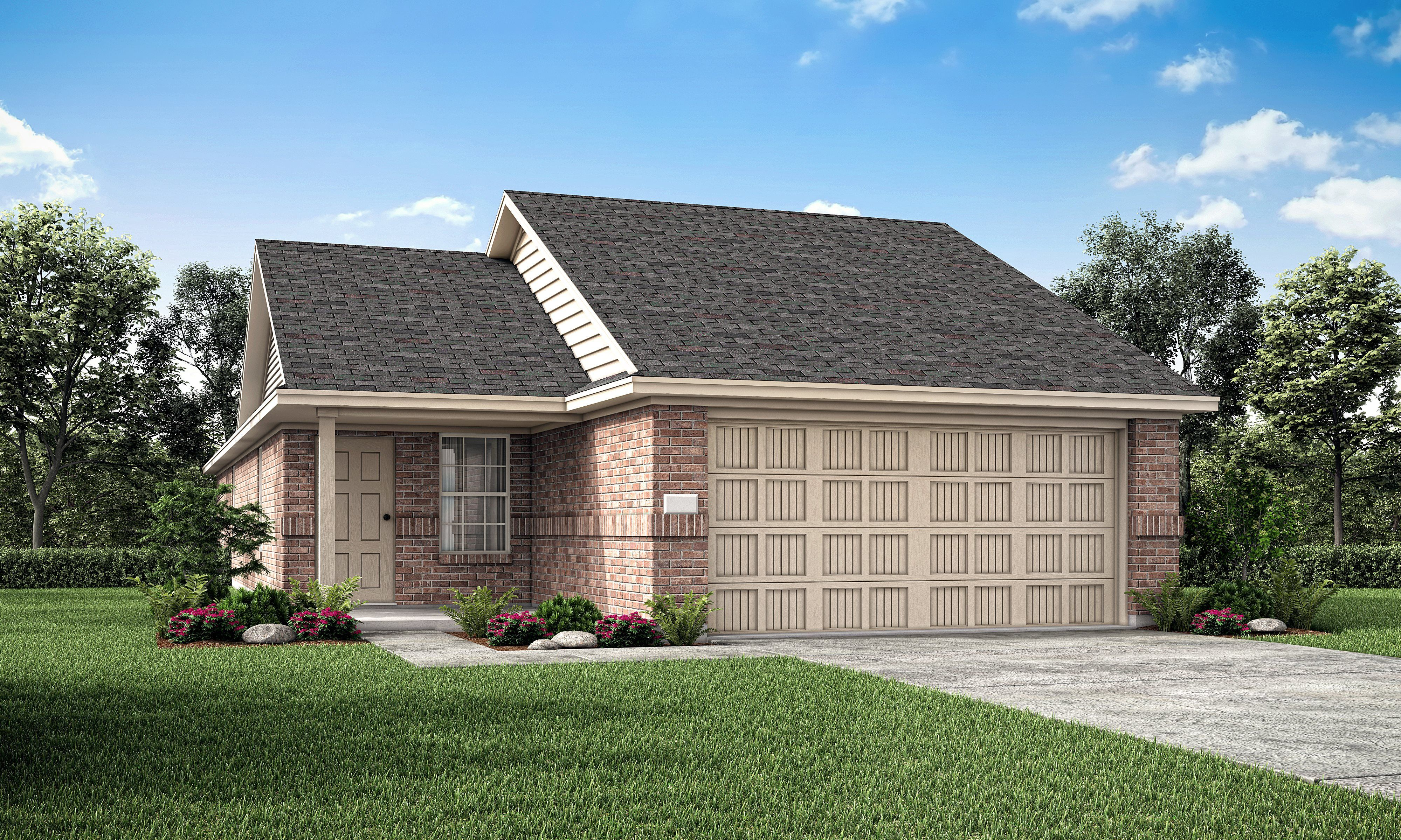 Exterior featured in the Camellia By Lennar in Fort Worth, TX