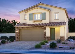 Skyland - Silverado Valley - The Crest: Las Vegas, Nevada - Lennar
