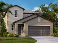 Columbia - Lakeside - The Manors: Hudson, Florida - Lennar