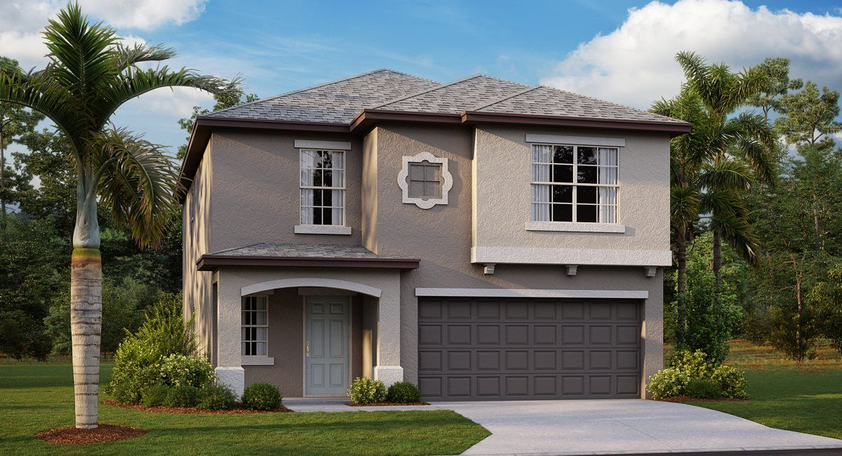 Exterior featured in the Boston By Lennar in Tampa-St. Petersburg, FL