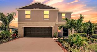 Atlanta - Lynwood - The Manors: Apollo Beach, Florida - Lennar