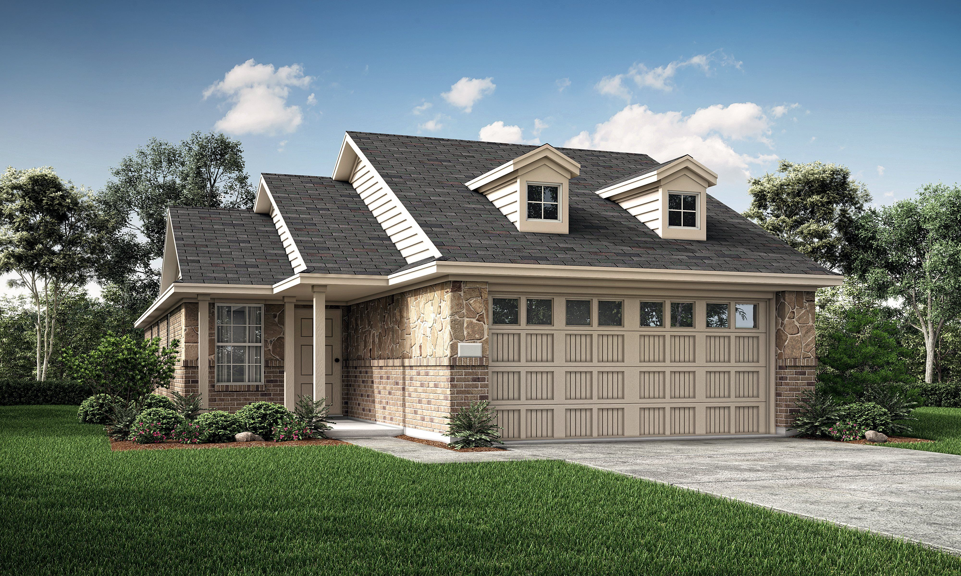 'Parkview Hills Cottage' by Lennar - Dallas/Fort Worth in Fort Worth