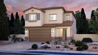 Kingsbury - Silverado Valley - The Crest: Las Vegas, Nevada - Lennar