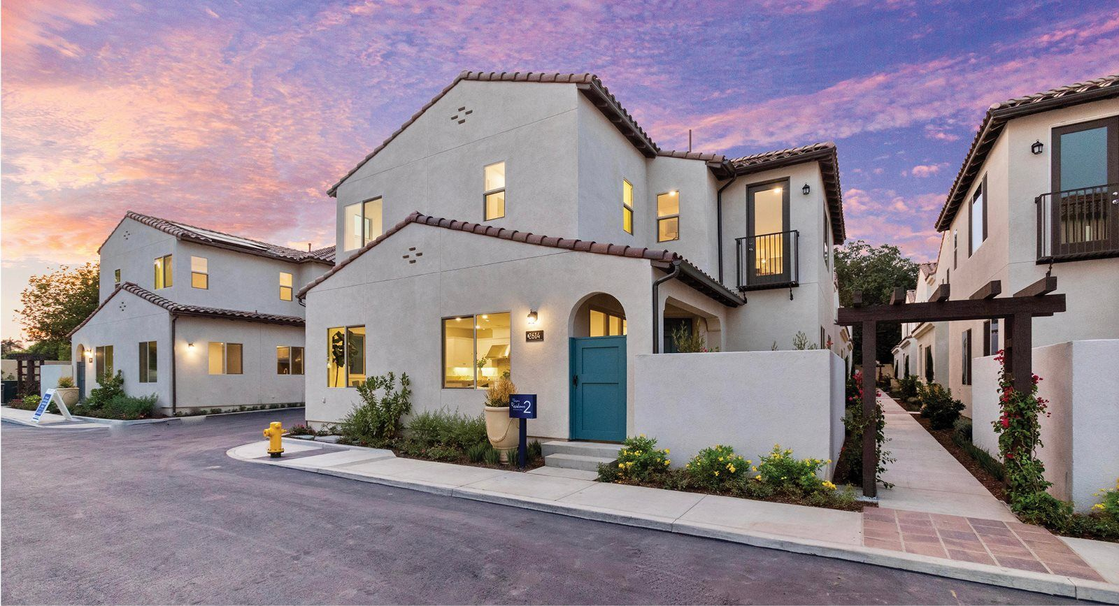 Exterior featured in the Detached Residence 2 By Lennar in Los Angeles, CA