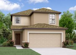Naples II - Touchstone - The Manors: Tampa, Florida - Lennar