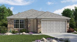 Abby - Voss Farms - Barrington, Brookstone II & Westfield: New Braunfels, Texas - Lennar