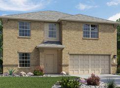 Dubois - Voss Farms - Barrington, Brookstone II & Westfield: New Braunfels, Texas - Lennar