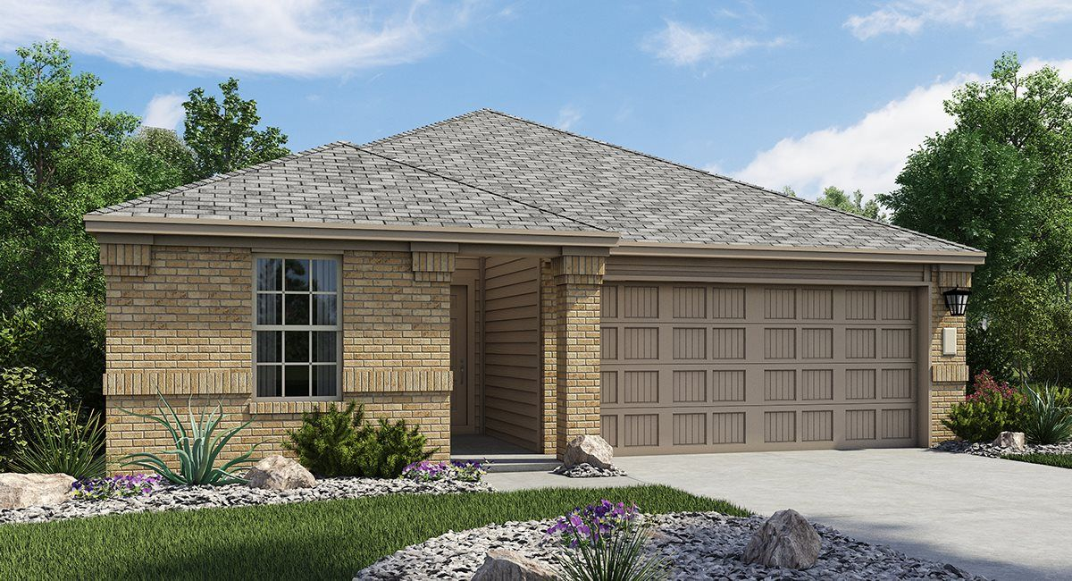 'Sage Meadows - Barrington Collection' by Lennar - San Antonio Homebuilding in San Antonio