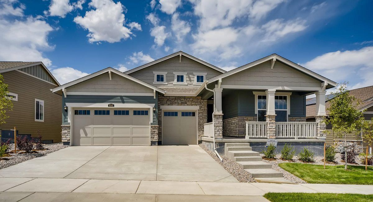 Exterior featured in the Redford By Lennar in Denver, CO