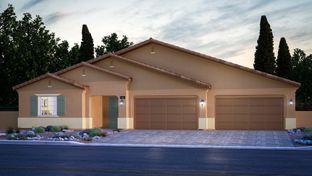 Eleanor - The Estates at Highland Hills: Las Vegas, Nevada - Lennar