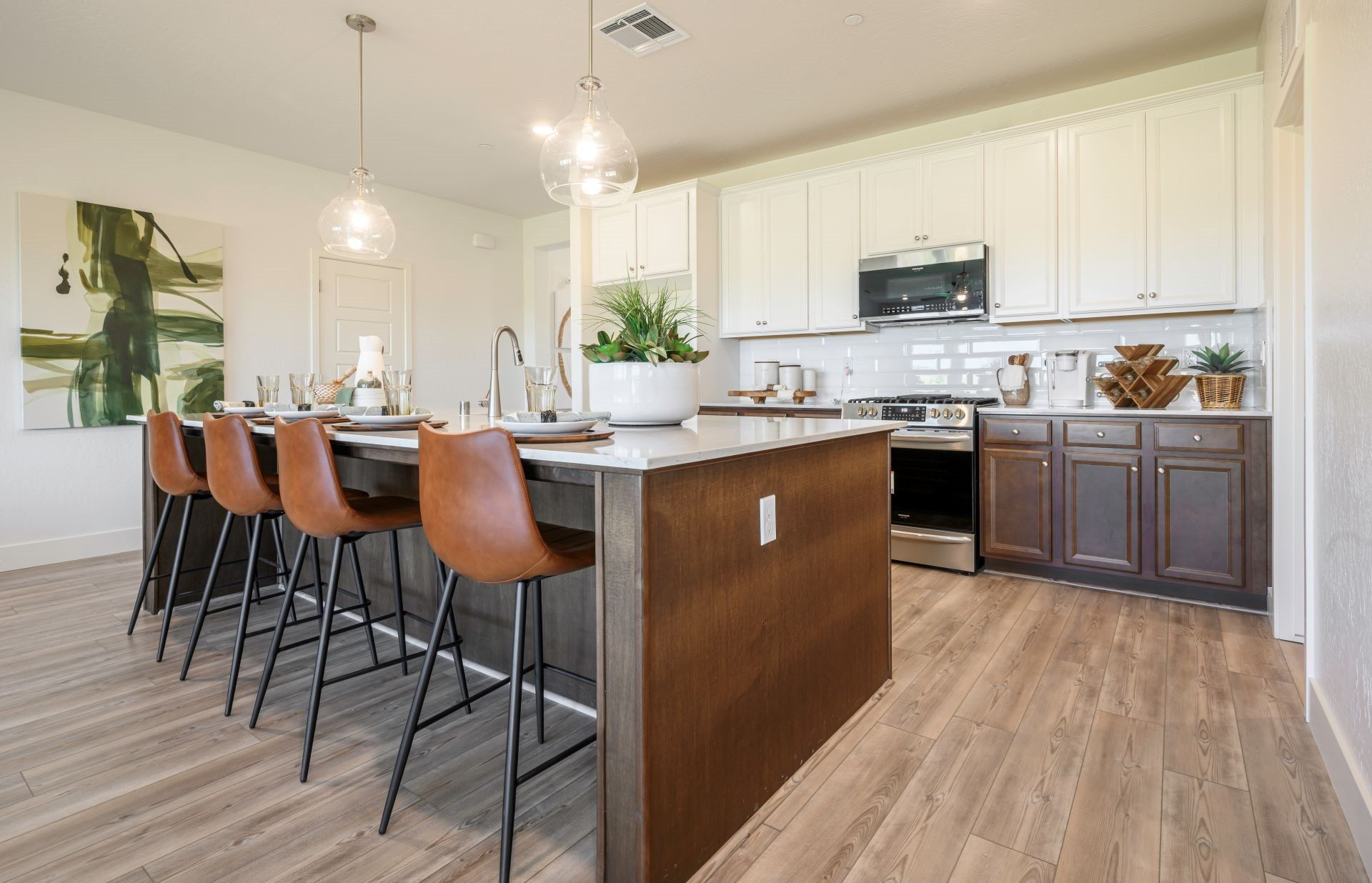 Kitchen featured in the Aria By Lennar in Fresno, CA