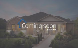 Reserve at Wyoming Springs - Wrightson Collection by Lennar in Austin Texas