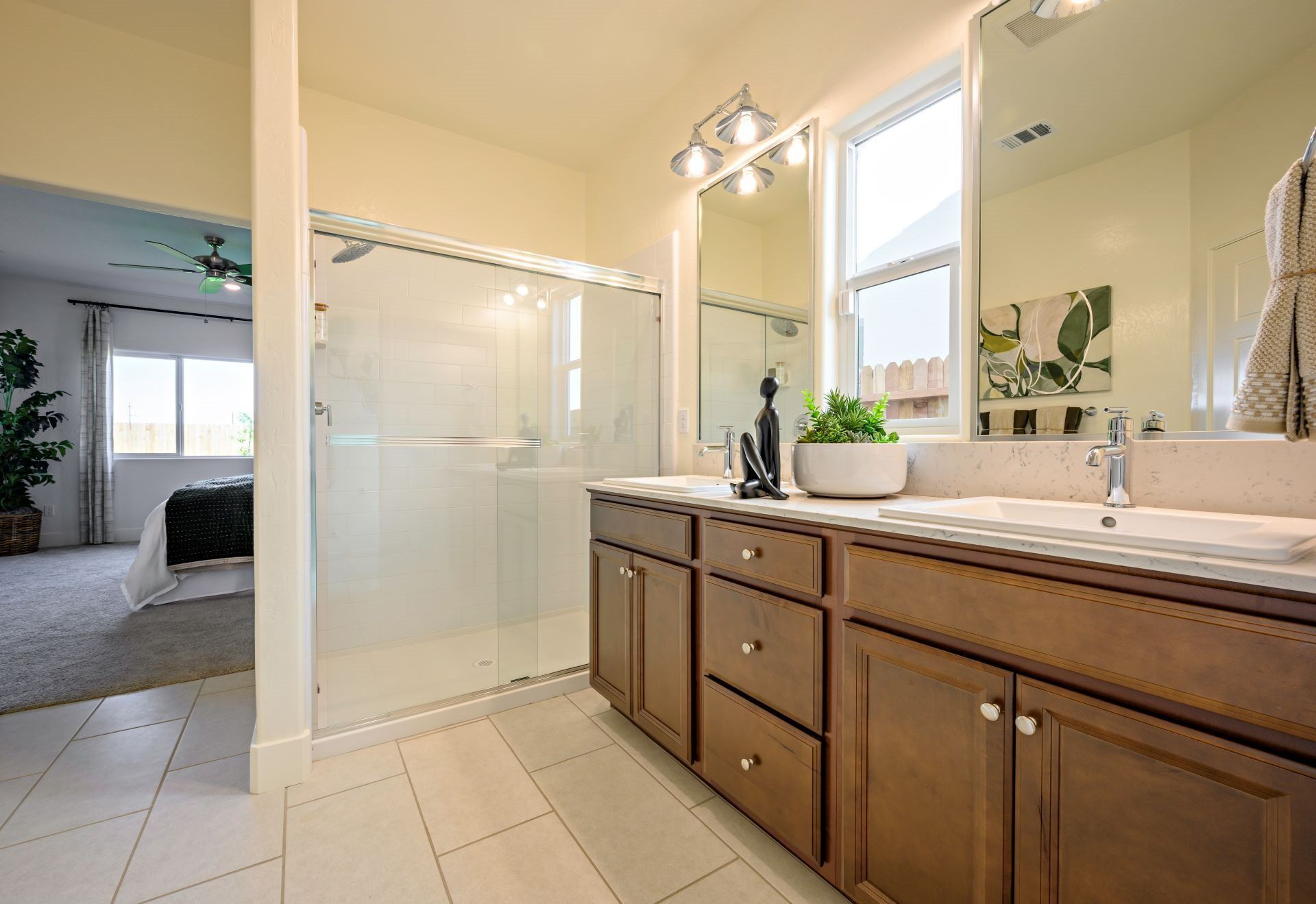Bathroom featured in the Aria By Lennar in Fresno, CA