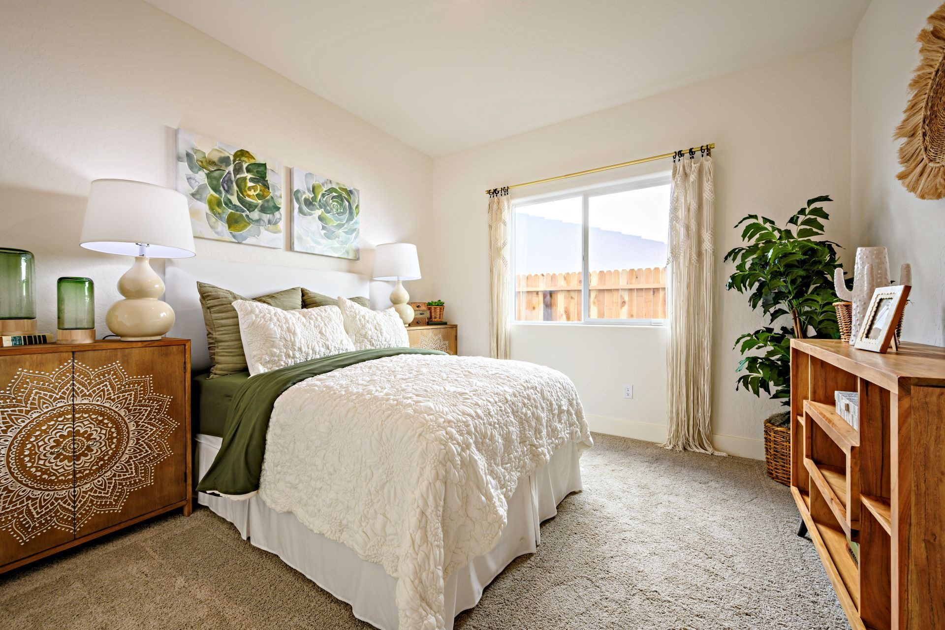 Bedroom featured in the Aria By Lennar in Fresno, CA