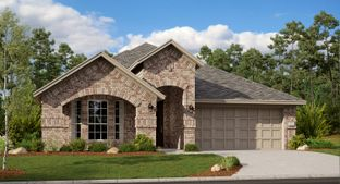 Garnet - Riverplace Brookstone: Garland, Texas - Lennar
