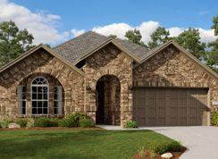 Buxton - Riverplace Brookstone: Garland, Texas - Lennar