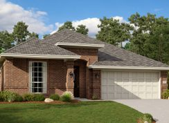 Rosso - Riverplace Brookstone: Garland, Texas - Lennar