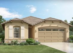 Independence Plan 3576 - Goldview - Discovery: Apache Junction, Arizona - Lennar