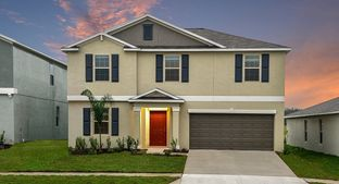 Raleigh - Spencer Creek - The Estates: Ruskin, Florida - Lennar