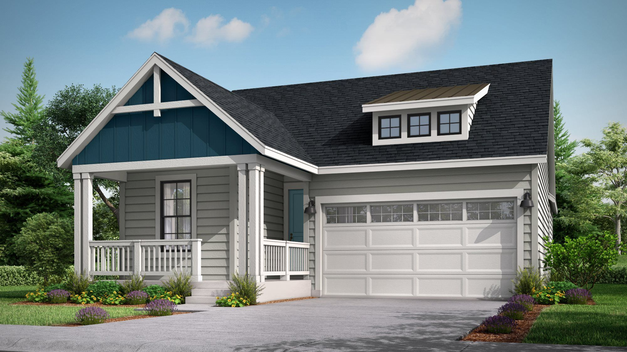 'Independence - The Pioneer Collection' by Lennar - Colorado in Denver