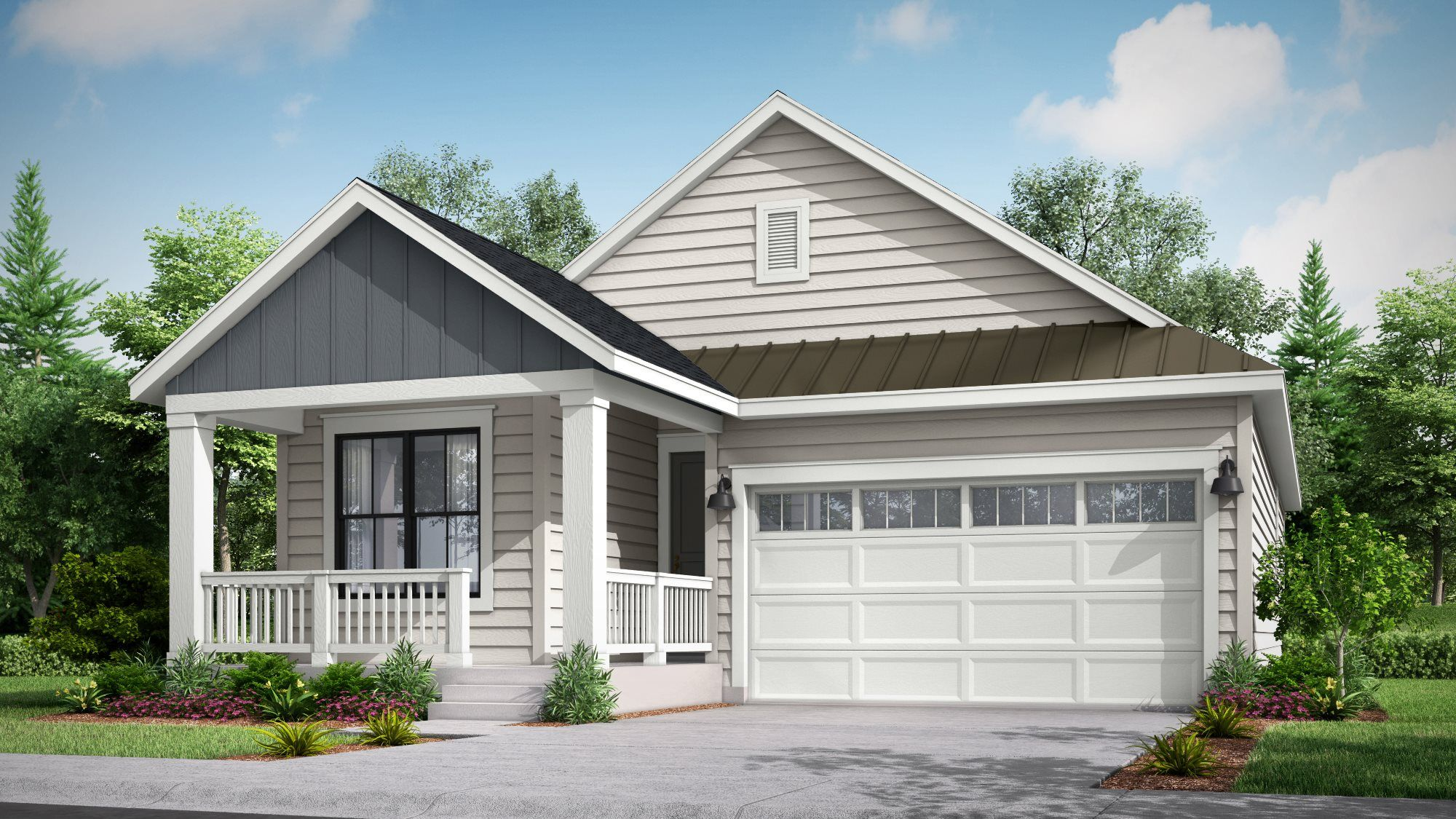 Exterior featured in the Snowmass By Lennar in Denver, CO