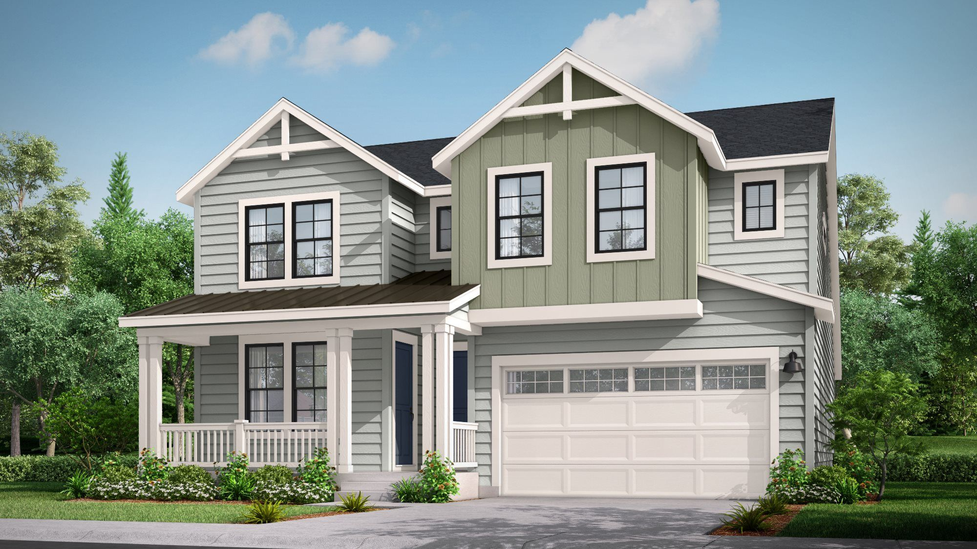 Exterior featured in the Chelton By Lennar in Denver, CO