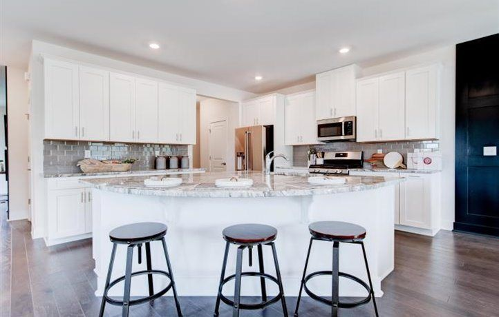 Kitchen featured in the Arcadia Grande By Lennar in Morris County, NJ
