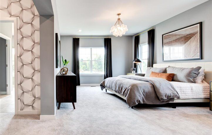 Bedroom featured in the Arcadia Grande By Lennar in Morris County, NJ