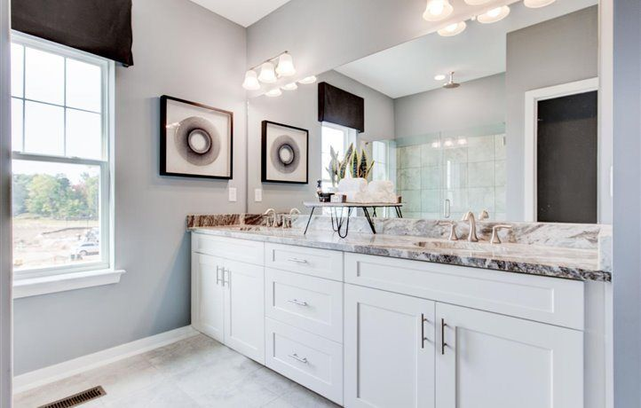 Bathroom featured in the Arcadia Grande By Lennar in Morris County, NJ
