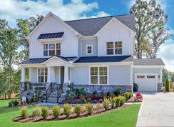 Edison II - Legacy at Jordan Lake: Chapel Hill, North Carolina - Lennar