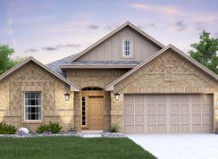 Rosso - Johnson Ranch - Brookstone II Collection: Bulverde, Texas - Lennar