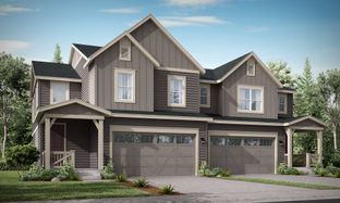 Plateau - Palisade Park West - Paired Homes: Broomfield, Colorado - Lennar
