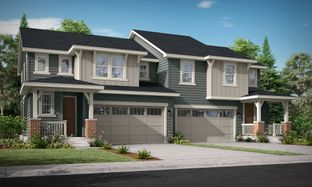 Spire - Palisade Park West - Paired Homes: Broomfield, Colorado - Lennar